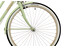 "Creme Molly - Bicicletas holandesas Mujer - 26"" 3-speed verde"